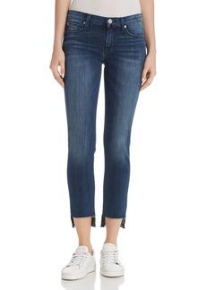 Hudson Colette Step Hem Jeans in Aspire
