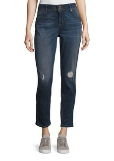 Hudson Jeans Hudson Collin Flap-Pocket Ankle Skinny Jeans