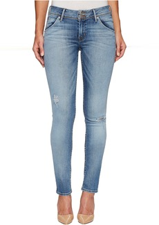 Hudson Collin Mid-Rise Skinny Flap Pocket Jeans in Ambitions 2