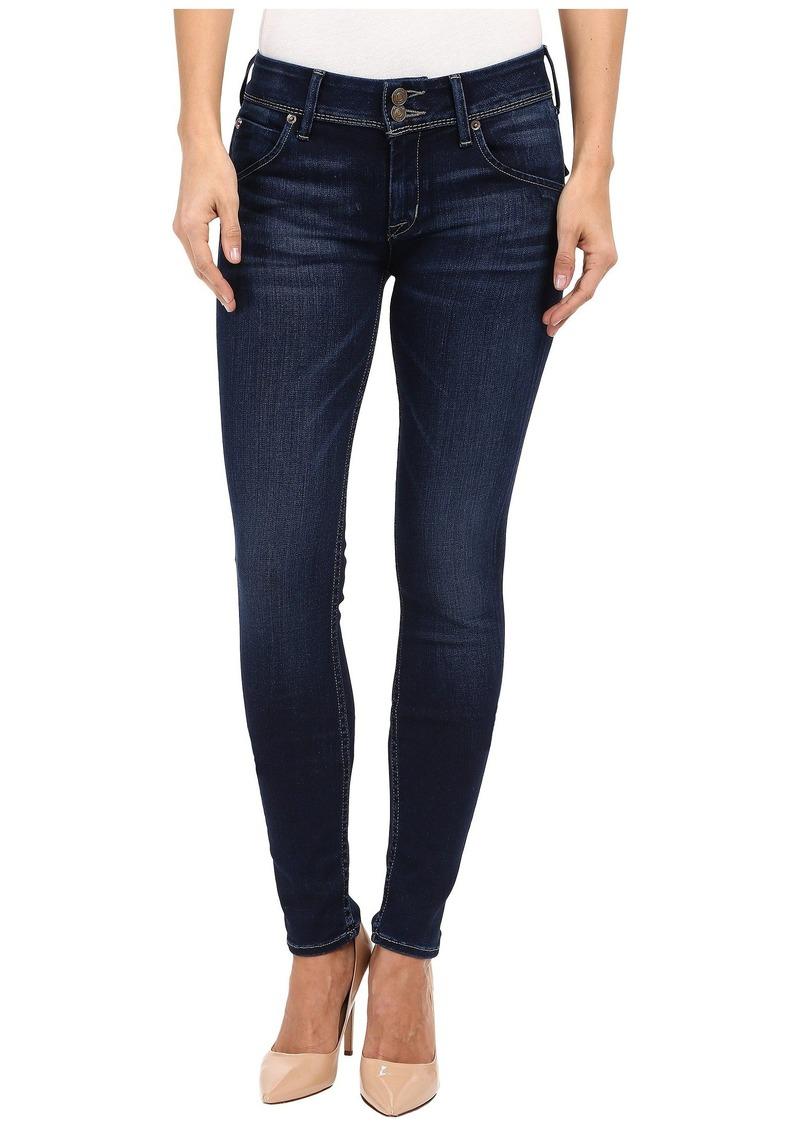 Hudson Jeans Collin Mid-Rise Skinny in Crestfalls
