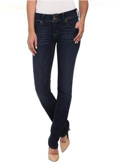 Hudson Collin Midrise Skinny Jeans in Elemental