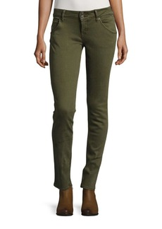 Hudson Jeans Collin Skinny-Fit Five-Pocket Jeans