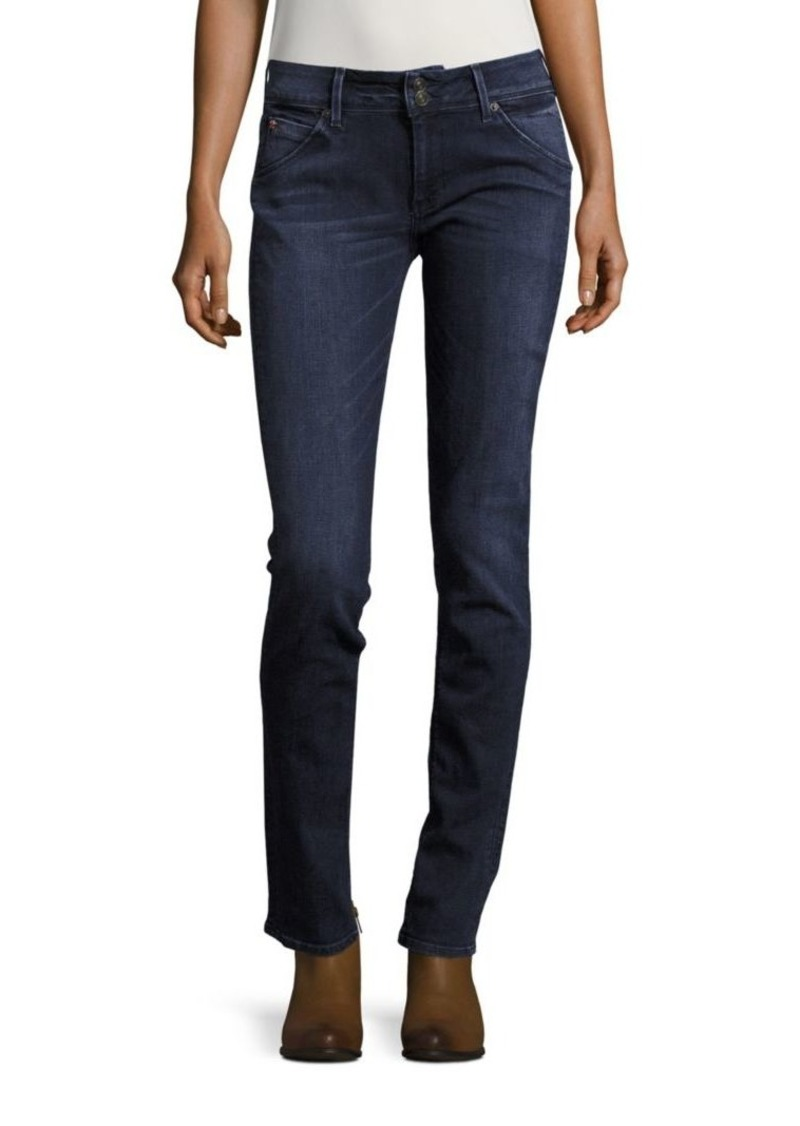 Hudson Jeans Collin Skinny Five-Pocket Jeans