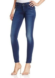 Hudson Collin Skinny Jeans in Contrary