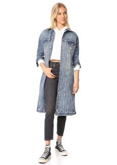 Hudson Jeans Hudson Denim Duster Jacket