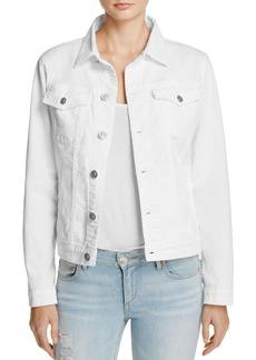 Hudson Jeans Hudson Denim Jacket in White