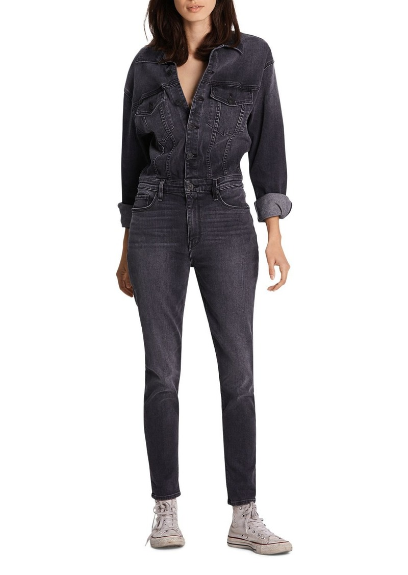 Hudson Jeans Hudson Denim Jumpsuit in Localize