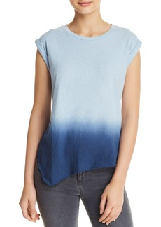 Hudson Jeans Hudson Dip-Dyed Muscle Tee