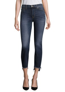 Hudson Tilda Step Hem Cigarette Skinny Jeans