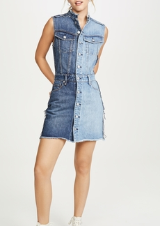 Hudson Jeans Hudson Diy-Pieced Dress