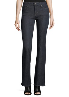 Hudson Drew Mid-Rise Boot-cut Jeans