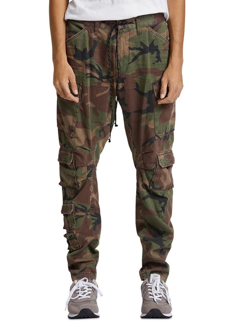 Hudson Jeans Hudson Dropped-Crotch Skinny Fit Cargo Pants