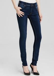 Hudson Elysian Collin Supermodel Length Skinny Jeans in Revelation