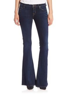 Hudson Elysian Mia Flared Jeans