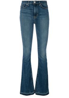 Hudson Jeans Hudson faded bootcut jeans - Blue