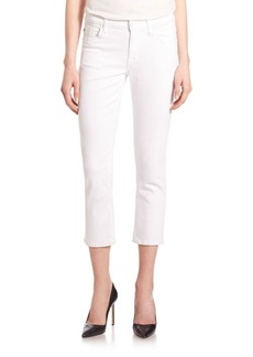 Hudson Jeans Fallon Skinny Extra-Cropped Jeans