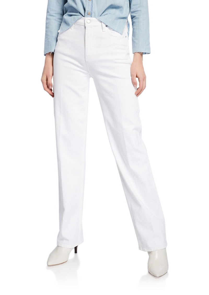Hudson Jeans Hudson Faye High-Rise Stovepipe Jeans