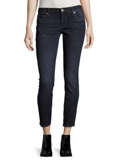 Hudson Five-Pocket Ankle-Length Jeans