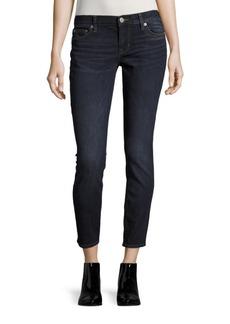 Hudson Jeans Five-Pocket Ankle-Length Jeans