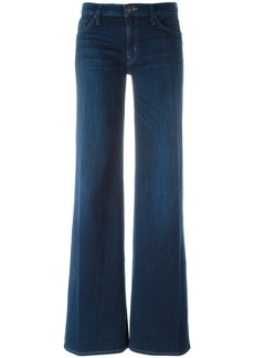 Hudson Jeans Hudson flared trousers - Blue