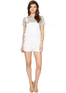 Florence Shortall in Destroyed White