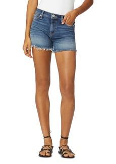 Hudson Jeans Hudson Gemma Cutoff Denim Shorts in Moon Hour