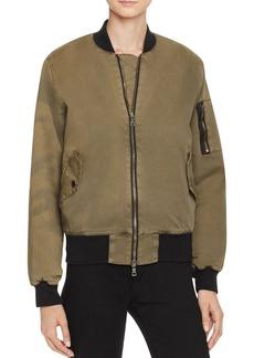 Hudson Jeans Hudson Gene Bomber Jacket