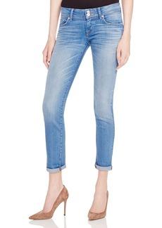 Hudson Ginny Straight Cuff Jeans in Sunbelt
