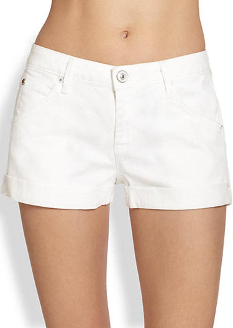Hudson Jeans Hudson Hampton Denim Cuff Shorts