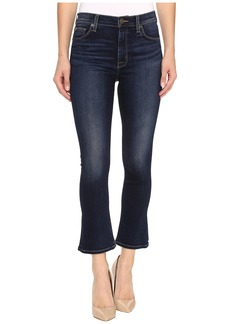 Hudson Jeans Hudson Harper High-Rise Crop Baby Kick Flare in Corps