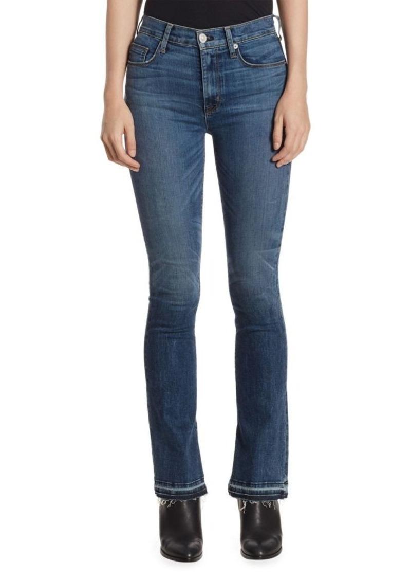 Hudson Jeans Heartbreaker High-Rise Bootcut Jeans