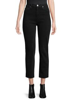 Hudson High Rise Straigh Leg Ambiance Jeans