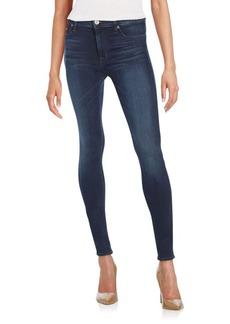 Hudson Jeans Hudson Barbara High-Waist Skinny Jeans