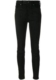 Hudson Jeans Hudson high waisted skinny jeans - Black