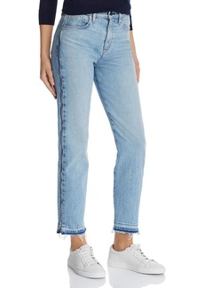 Hudson Jeans Hudson Holly Ankle Released-Hem Jeans in Uninterrupted