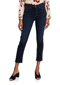 Hudson Jeans Hudson Holly High-Rise Crop Skinny Jeans