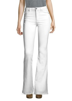 Hudson Jeans Hudson Holly High-Rise Flare Jeans