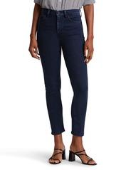 Hudson Jeans Hudson Holly High Waist Ankle Skinny Jeans (Indigo Lighter)