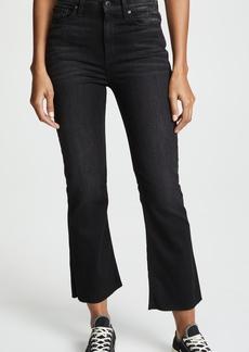Hudson Jeans Hudson Holly HR Crop Flare Jeans
