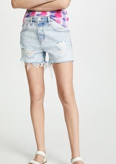 Hudson Jeans Hudson Jade Boyfriend Shorts