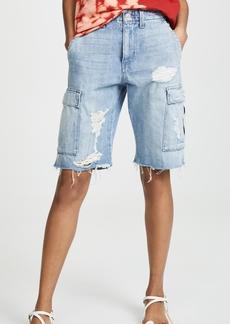 Hudson Jeans Hudson Jane Relaxed Cargo Shorts