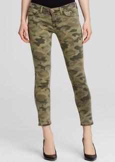 Hudson Jeans - Skinny Camo