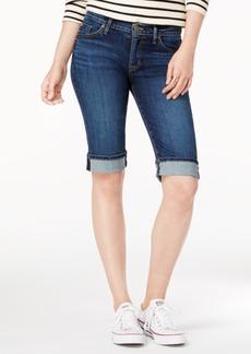 Hudson Jeans Amelia Bermuda Shorts