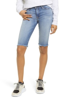 Hudson Jeans Amelia Knee Length Cutoff Denim Shorts (Outshine)