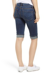 Hudson Jeans Amelia Rolled Knee Shorts (Vagabond)