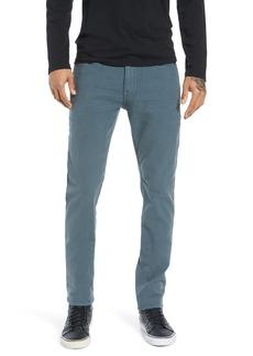 Hudson Jeans Axl Ripped Skinny Fit Jeans (Deep Sea)