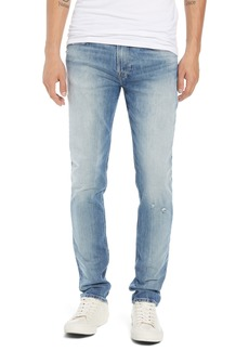 Hudson Jeans Axl Skinny Fit Jeans (Gibson)