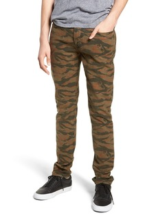 Hudson Jeans Axl Skinny Fit Jeans (Tiger Camo)