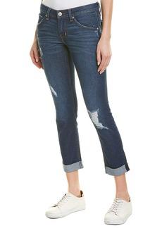 Hudson Jeans Bacara Lake Blue Crop