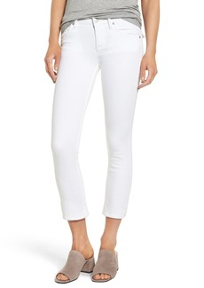 Hudson Jeans Bailee Crop Baby Bootcut Jeans
